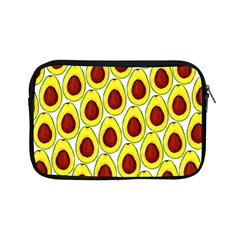 Avocados Seeds Yellow Brown Greeen Apple Ipad Mini Zipper Cases