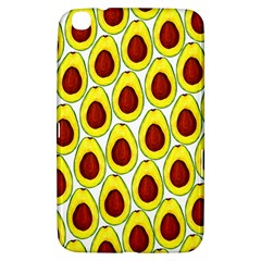 Avocados Seeds Yellow Brown Greeen Samsung Galaxy Tab 3 (8 ) T3100 Hardshell Case  by Mariart