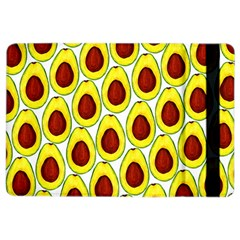 Avocados Seeds Yellow Brown Greeen Ipad Air 2 Flip by Mariart