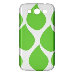 Green Water Rain Samsung Galaxy Mega 5 8 I9152 Hardshell Case  by Mariart