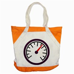 Maker Measurer Hours Time Speedometer Accent Tote Bag by Mariart