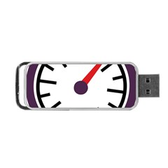 Maker Measurer Hours Time Speedometer Portable Usb Flash (two Sides) by Mariart