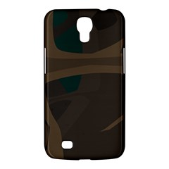 Tree Jungle Brown Green Samsung Galaxy Mega 6 3  I9200 Hardshell Case by Mariart