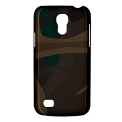 Tree Jungle Brown Green Galaxy S4 Mini by Mariart