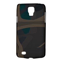 Tree Jungle Brown Green Galaxy S4 Active by Mariart