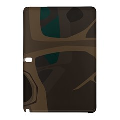 Tree Jungle Brown Green Samsung Galaxy Tab Pro 12 2 Hardshell Case