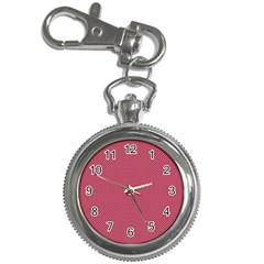 Stop Already Hipnotic Red Circle Key Chain Watches by Mariart