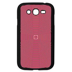 Stop Already Hipnotic Red Circle Samsung Galaxy Grand Duos I9082 Case (black)