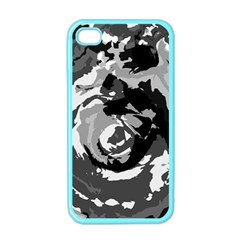 Abstract Art Apple Iphone 4 Case (color)