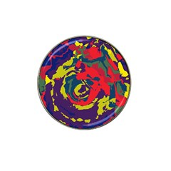 Abstract Art Hat Clip Ball Marker (10 Pack)