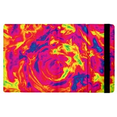 Abstract Art Apple Ipad Pro 12 9   Flip Case by ValentinaDesign