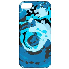 Abstract Art Apple Iphone 5 Classic Hardshell Case by ValentinaDesign
