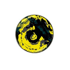 Abstract Art Hat Clip Ball Marker