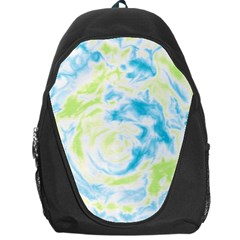 Abstract Art Backpack Bag by ValentinaDesign