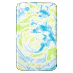 Abstract Art Samsung Galaxy Tab 3 (8 ) T3100 Hardshell Case  by ValentinaDesign