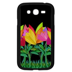 Tulips Samsung Galaxy Grand Duos I9082 Case (black)