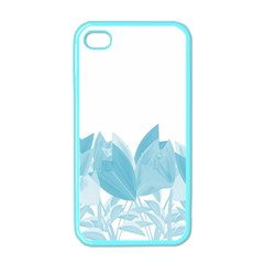 Tulips Apple Iphone 4 Case (color) by ValentinaDesign