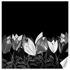Tulips Canvas 20  X 20   by ValentinaDesign