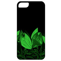 Tulips Apple Iphone 5 Classic Hardshell Case by ValentinaDesign