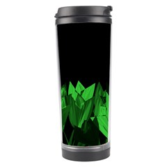 Tulips Travel Tumbler by ValentinaDesign