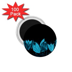 Tulips 1 75  Magnets (100 Pack)  by ValentinaDesign