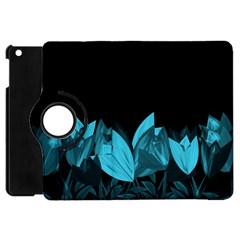 Tulips Apple Ipad Mini Flip 360 Case by ValentinaDesign