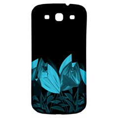 Tulips Samsung Galaxy S3 S Iii Classic Hardshell Back Case by ValentinaDesign