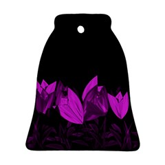 Tulips Bell Ornament (two Sides) by ValentinaDesign