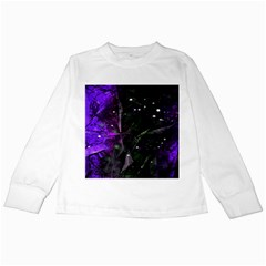 Abstract Design Kids Long Sleeve T Shirts