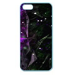 Abstract Design Apple Seamless Iphone 5 Case (color) by ValentinaDesign
