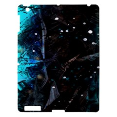Abstract Design Apple Ipad 3/4 Hardshell Case by ValentinaDesign