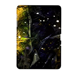 Abstract Design Samsung Galaxy Tab 2 (10 1 ) P5100 Hardshell Case  by ValentinaDesign