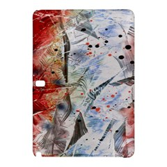 Abstract Design Samsung Galaxy Tab Pro 12 2 Hardshell Case by ValentinaDesign