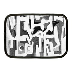 Abstract Art Netbook Case (medium)  by ValentinaDesign
