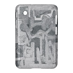 Abstract Art Samsung Galaxy Tab 2 (7 ) P3100 Hardshell Case  by ValentinaDesign