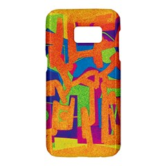 Abstract Art Samsung Galaxy S7 Hardshell Case