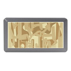 Abstract Art Memory Card Reader (mini) by ValentinaDesign
