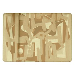 Abstract Art Samsung Galaxy Tab 10 1  P7500 Flip Case by ValentinaDesign