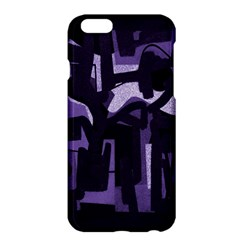 Abstract Art Apple Iphone 6 Plus/6s Plus Hardshell Case by ValentinaDesign