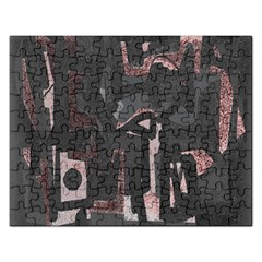 Abstract Art Rectangular Jigsaw Puzzl