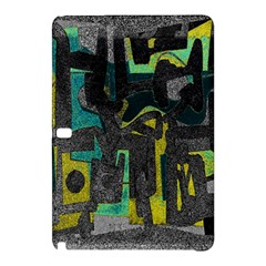Abstract Art Samsung Galaxy Tab Pro 10 1 Hardshell Case by ValentinaDesign