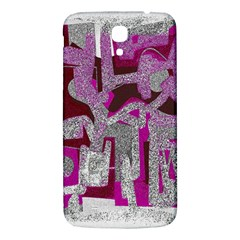Abstract Art Samsung Galaxy Mega I9200 Hardshell Back Case by ValentinaDesign