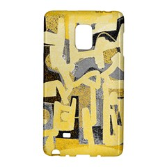 Abstract Art Galaxy Note Edge by ValentinaDesign