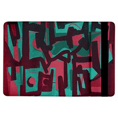 Abstract Art Ipad Air Flip by ValentinaDesign