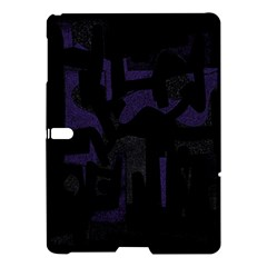 Abstract Art Samsung Galaxy Tab S (10 5 ) Hardshell Case  by ValentinaDesign