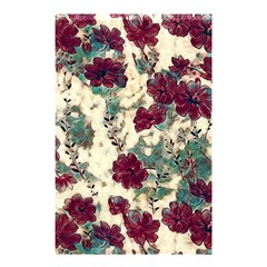 Floral Dreams 10 Shower Curtain 48  X 72  (small)  by MoreColorsinLife