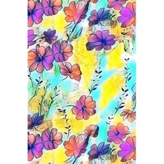 Floral Dreams 12 5 5  X 8 5  Notebooks by MoreColorsinLife