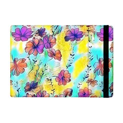 Floral Dreams 12 Apple Ipad Mini Flip Case by MoreColorsinLife
