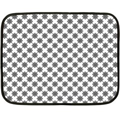 Pattern Fleece Blanket (mini) by ValentinaDesign