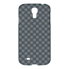 Pattern Samsung Galaxy S4 I9500/i9505 Hardshell Case by ValentinaDesign